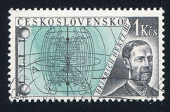 Heinrich Hertz foto de stock royalty free