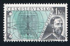 Heinrich Hertz Royalty Free Stock Photo