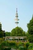 Heinrich Hertz Tower hamburgo Foto de Stock Royalty Free