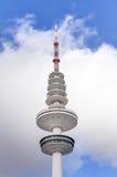 Heinrich Hertz tower – television Hamburg Stock Photography