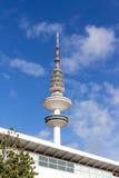Heinrich Hertz tower – television Hamburg Royalty Free Stock Image