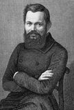 Heinrich Laube στοκ φωτογραφία με δικαίωμα ελεύθερης χρήσης