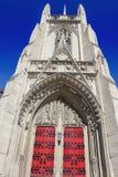 Heinz Chapel Closed Doors imagens de stock