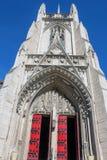 Heinz Chapel Open Doors royalty free stock photos
