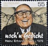 Heinz Erhardt Stock Image