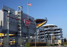 Heinz Field Pittsburgh Football Stadium Royalty Free Stock Photo