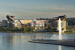Heinz Field Royalty Free Stock Photography