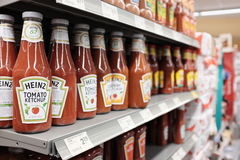 Heinz Royalty Free Stock Images