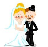 Heirat Lizenzfreie Stockbilder