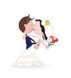 Heirat Lizenzfreie Abbildung