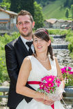 Heirat Lizenzfreie Stockfotos
