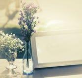Heirat, Brautduschblumen Stockfotografie