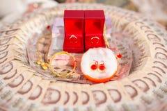 Heirat in Thailand Lizenzfreie Stockbilder