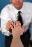 Heiraten Sie mich? lizenzfreies stockbild