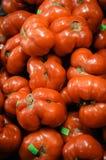 Heirloom pomidory Zdjęcia Royalty Free