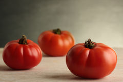 Heirloom-Tomate stockfotografie