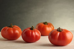 Heirloom Tomatoes Stock Image