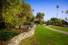 Heisler Park, in Laguna Beach, California. Royalty Free Stock Photo