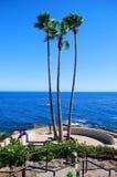 Heisler parkerar monumentpunkt, Laguna Beach, Califo Royaltyfri Bild