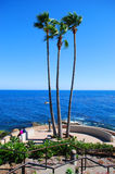 Heisler Parks Monument Point, Laguna Beach, California Royalty Free Stock Image