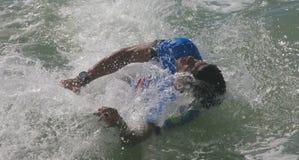 Heitor Alves (BRA) in ASP World Qualifier 6 stars Royalty Free Stock Image