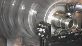 Heizung des Metalls für das Aufbereiten Lizenzfreies Stockfoto