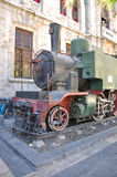 Hejaz Train Station in Damascus Royalty Free Stock Image