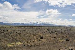 Hekla volcano Royalty Free Stock Photography