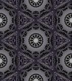 Heksagonalna bezszwowa makata Obrazy Royalty Free