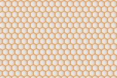 Heksagonalna wzorzystości powierzchnia Zdjęcie Royalty Free