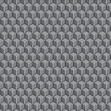 Heksagonalny ślimakowaty kształta wzoru tło lub szablon obrazy royalty free