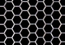 heksagonalny wzór Obrazy Stock