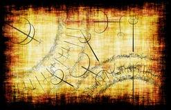 Hekserij vector illustratie