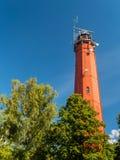 Hel Lighthouse, Poland Royalty Free Stock Images