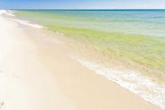 Hel, Poland. Beach on Hel Peninsula, Pomerania, Poland Stock Photography