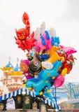 Hel szybko się zwiększać przy Okteberfest w Monachium Obrazy Stock