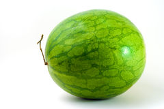 hel vattenmelon Royaltyfri Fotografi