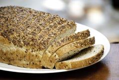 hela brödkorn royaltyfri foto