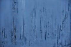 Helada de ventana azul Fotografía de archivo