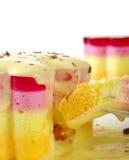 helada torta 免版税库存图片