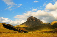 helan βουνό της Κίνας Στοκ Εικόνες