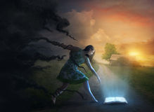 Free Held By Darkness Stock Image - 70561311