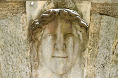 Helden van Griekse mythologie royalty-vrije stock afbeelding