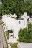 Heldenbegraafplaats Royalty-vrije Stock Afbeeldingen