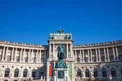 Heldenplatz Royalty Free Stock Photo