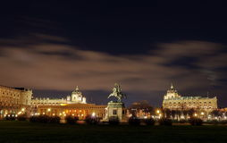 Free Heldenplatz &x28;Heroes Square&x29;, Hofburg Palace, Museum Of Natural History And Museum Of Art History - Landmark In Vienna, Royalty Free Stock Images - 49404759
