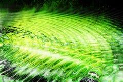 Helder abstract water Royalty-vrije Stock Foto's