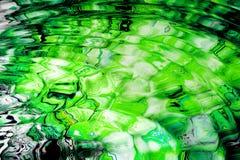 Helder abstract water Stock Foto