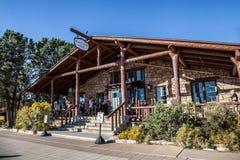 Helder Angel Lodge stock afbeelding
