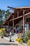 Helder Angel Lodge royalty-vrije stock foto's